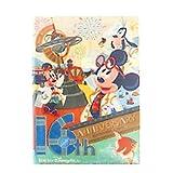 9/4~順次発送 ディズニー シー 16周年 記念 2017 ポストカード 絵 はがき ミッキー ミニー マウス グーフィー カード ( シー限定 グッズ )