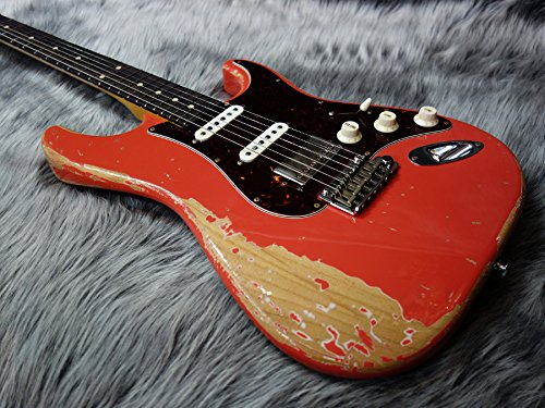 Suhr(正規輸入品) Classic Antique Heavy Aging Fiesta Red 【Heavy Aging究極の1本!!】