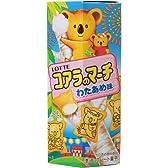 【期間限定】【ケース販売】ロッテ コアラのマーチ わたあめ味 48g×10個