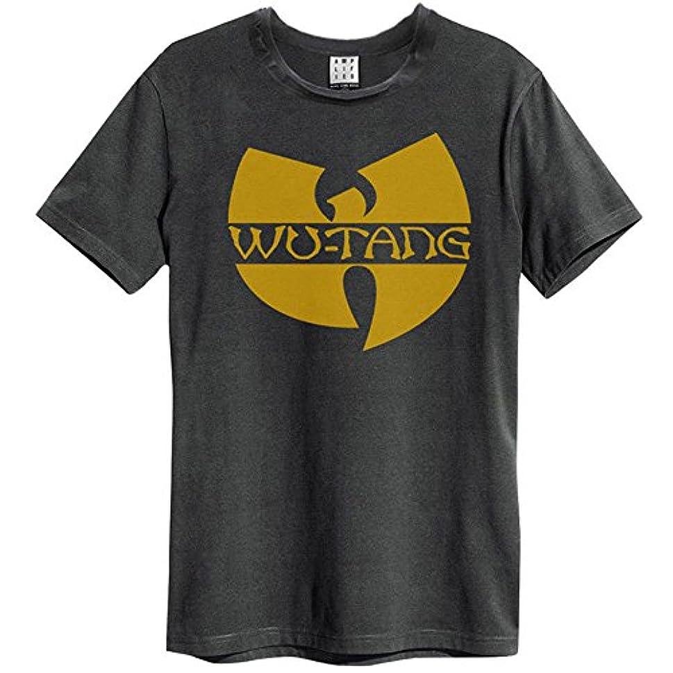 悲鳴素晴らしい良い多くのましいWUウータンクラン -TANG CLAN - LOGO/Amplified( ブランド )/Tシャツ/メンズ 【公式/オフィシャル】