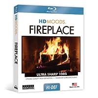 Hd Moods: Fireplace [Blu-ray] [Import]
