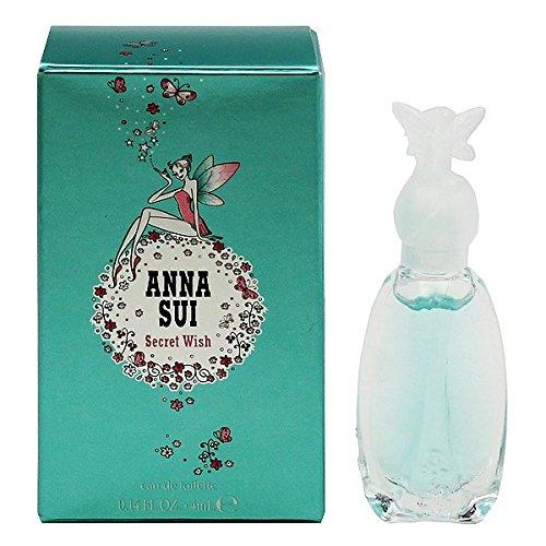 アナスイ ANNA SUI シークレット ウィッシュ ミニ香水 EDT・BT 4ml 香水 フレグランス SECRET WISH