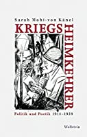 Kriegsheimkehrer: Politik und Poetik 1914-1939