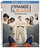 Orange Is the New Black: Season 4 [Blu-ray] [Import]