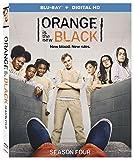 Orange Is the New Black: Season 4 [Blu-ray] [Import]