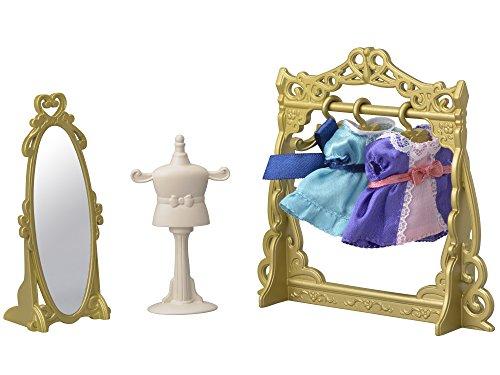 シルバニアファミリー タウンシリーズ ファッションドレスショ...