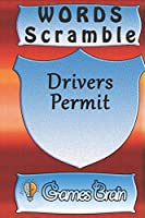 word scramble Drivers Permit games brain: Word scramble game is one of the fun word search games for kids to play at your next cool kids party