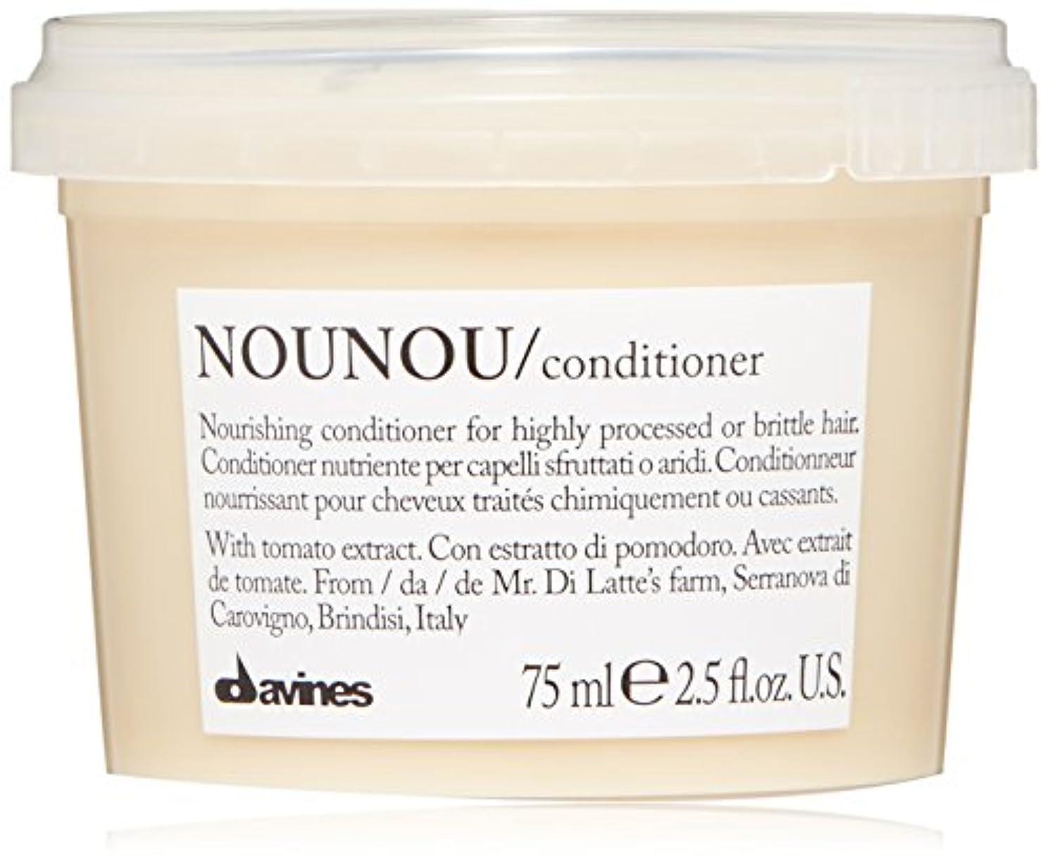スリンク視線ピークNouNou Nourishing Illuminating Cream Conditioner