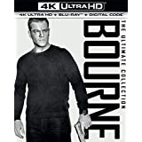 The Bourne Ultimate Collection 4K Ultra HD + Blu-ray + Digital