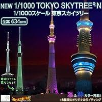 ジョイパレット 東京スカイツリー 1/1000 TOKYO SKYTREE®-N