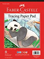 "Tracing Paper Pad 9""X12""-40 Sheets (並行輸入品)"