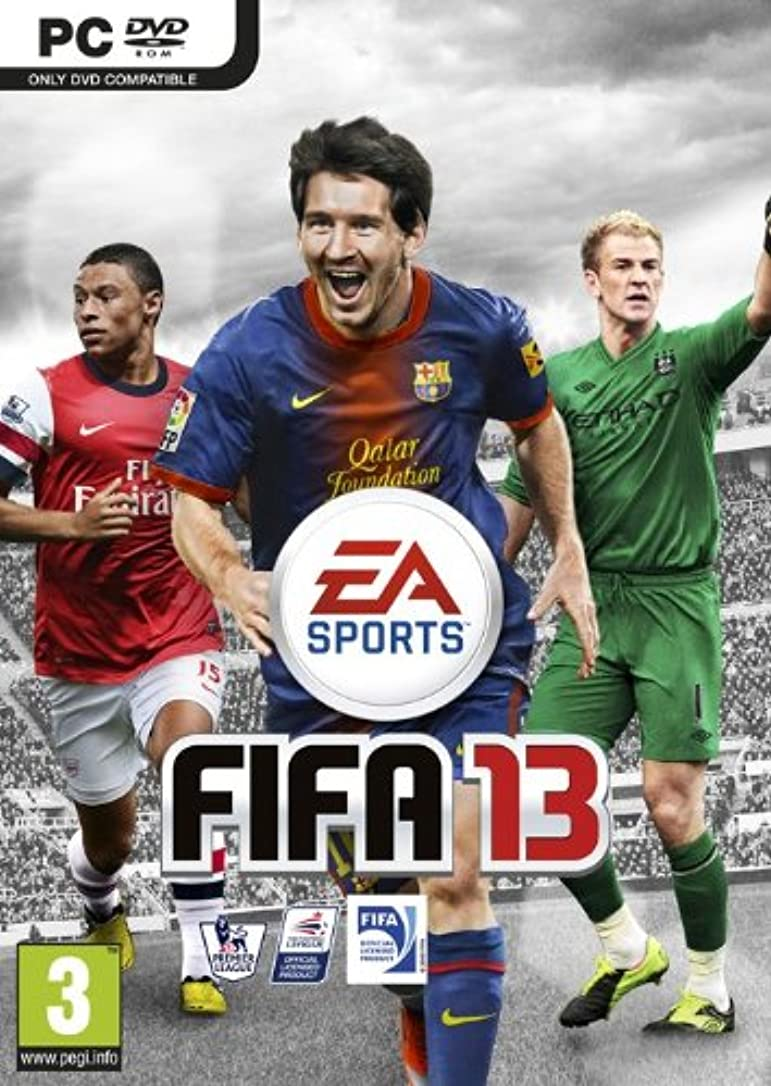 爆弾吸い込む囚人FIFA 13 (PC) (輸入版)