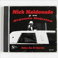 Salsa En El Barrio [Music CD]
