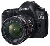 Canon デジタル一眼レフカメラEOS 5D Mark IV EF24-70L IS USM レンズキット EOS5DM4-2470ISLK