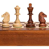 Tournament No. 4 Staunton European Wood Chess Set