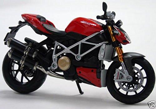 マイスト Maisto 1/12 ドゥカティ Ducati Mod. Streetfighter S オートバイ Motorcycle バイク Bike Model オンロード スポーツバイク