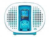 SONY ウォークマン用ドックスピーカー 防水仕様 ブルー RDP-NWR100/L