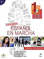 Nuevo Español en marcha 1. Arbeitsbuch mit Audio-CD: Curso de español como lengua extranjera