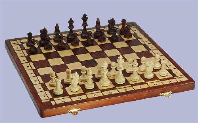 3ゲーム:チェス、チェッカー、バックギャモン 無垢材