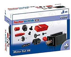 fischertechnik(フィッシャーテクニック)  PLUSシリーズ モーターセットXS PA-27