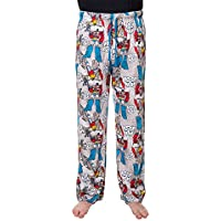 Official Licensed Men's Transformers All Over Print Lounge Pants | Sizes S-XXL