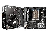 ASRock AMD X399チップセット搭載 Micro ATXマザーボード X399M Taichi