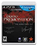 Deadly Premonition The Director's Cut (輸入版:北米) - PS3