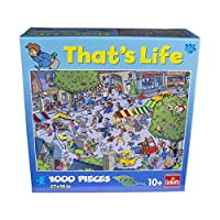 That's Life - 1000Piece Puzzle - The Village [並行輸入品]