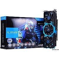 (サファイア)SAPPHIRE RADEON AMD R9 290X Vapor-X D5 4GB Tri-Xのグラフィックスカード[VGA/ PCI-Ex][並行輸入品]SAPPHIRE RADEON AMD R9 290X Vapor-X D5 4GB Tri-X Graphic Card [VGA/PCI-Ex]