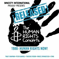 Amnesty Intl Released: Human Rights Now by Various Artists (2013-12-31)