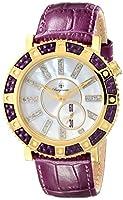 [ブルゲルマイスター] Burgmeister 腕時計 Women's Analog Display Quartz Purple Watch クォーツ BM802-280 レディース [並行輸入品]
