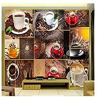 山笑の美 写真の壁紙3Dステレオの壁紙絶妙なコーヒーテレビの壁の装飾画ロビースタジオ壁画カスタム壁紙-310X200CM
