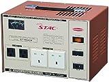 アップダウントランス 1500VA 110V⇔220V 変圧器 自動電圧安定器 日本製 ST1500W