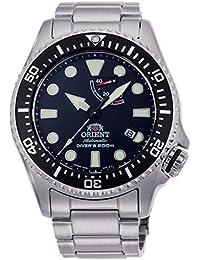 [オリエント]ORIENT JIS規格準拠 スキューバ潜水用 200m防水 本格ダイバーズウォッチ 機械式 腕時計 RA-EL0001B メンズ