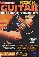 Rock Rhythm Techniques For Guitar