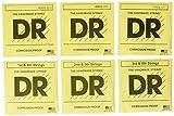DR エレキギター セット弦 VERITAS .010-.052 VTE-10/52 3SET パック