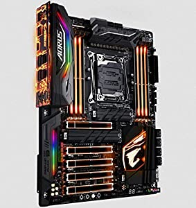GIGABYTE Intel X299チップセット搭載マザーボードGA-X299 AORUS Gaming 9
