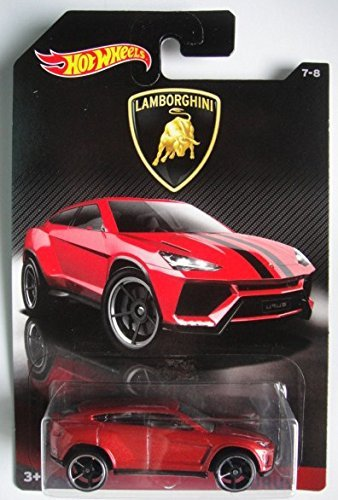 Hot Wheels 2017 Lamborghini Se...