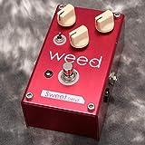 WEED/SWEET DRIVE RED ウィード ギター用オーバードライブ