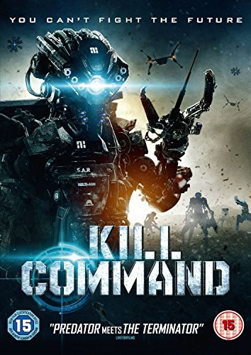 Kill Command [DVD] by ?Thure Lindhardt,?David Ajala Vanessa Kirbyの詳細を見る