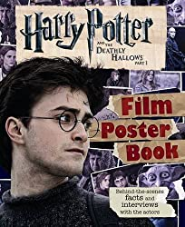 Harry Potter and the Deathly Hallows Film Poster Book (Harry Potter 7 Film Tie in)