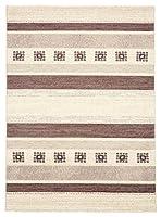 ベルギー製ウィルトン織り モダンラグ チェンバロ ブラウン 160x230cm 3畳用