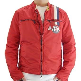 サイズ:4(XL相当) MONCLER モンクレール ジュビーノ GIUBBINO コバルト レッド COBALT Red
