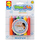 Alex Draw in The Tub Crayons Bath Toy,Multicolor,1 Count