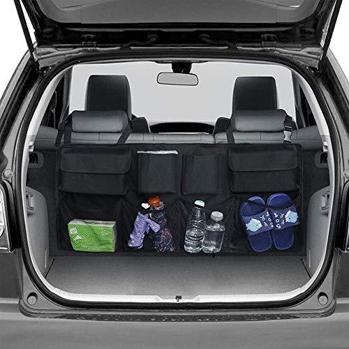 Ymgot 車トランク収納バッグ シートバックポケット 後部座席用 バッグ ...