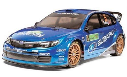 1/10 電動RCカーシリーズ No.430 1/10 スバルインプレッサ WRC 2008 (DF03Raシャーシ) 58430