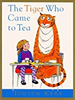 The Tiger Who Came to Tea [With CD (Audio)] by Judith Kerr(2005-05-01)