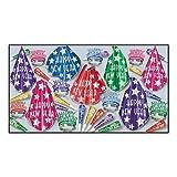 Beistle Midnight Star Assortment for 50-Inch, Multicolor [並行輸入品]