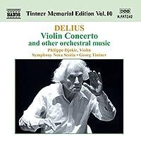 Violinkonzert/Orchesterwe by F. Delius (2004-03-29)