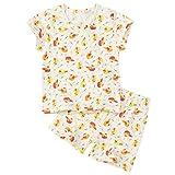 【あるこんたるこん】 (エコオーガ) ベビー キッズ ルームウェア オリビア 女の子 パジャマ (90)